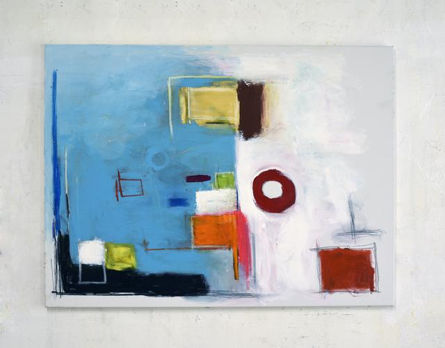 "Matthew Adam Ross, '""Traffic""', 2019, James Wright Gallery"