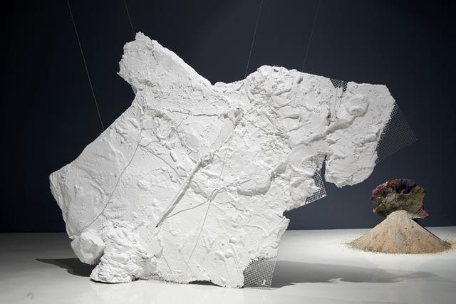 , 'SIMULACRE,' 2016, Galería Hilario Galguera