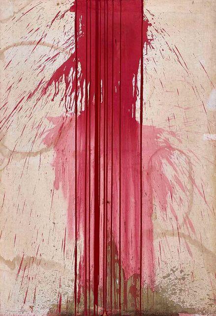 , 'Relikt überschüttet,' 2013, Galerie Elisabeth & Klaus Thoman