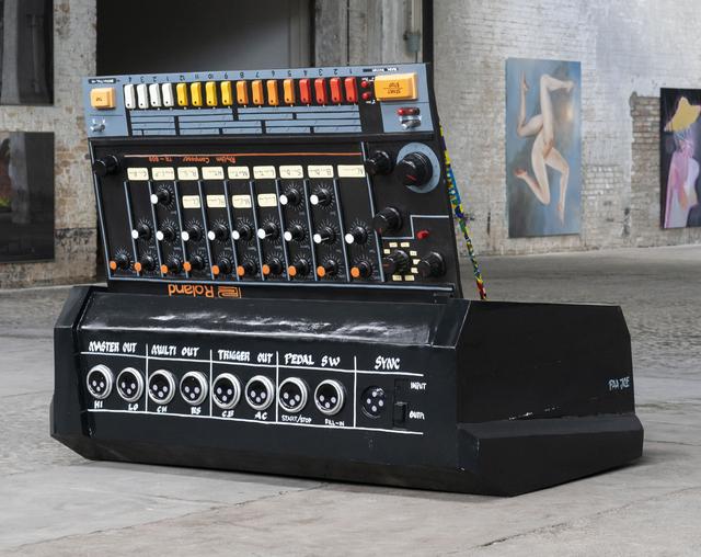 , 'Roland 808,' 2018, Ruttkowski;68