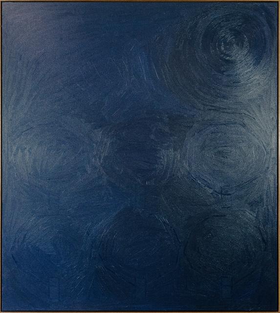 , 'Blue deep,' 2019, Sebastian Fath Contemporary
