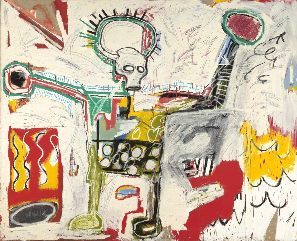 Michel Basquiat Bio: Graffiti Artist Turned Sociopolitical Force