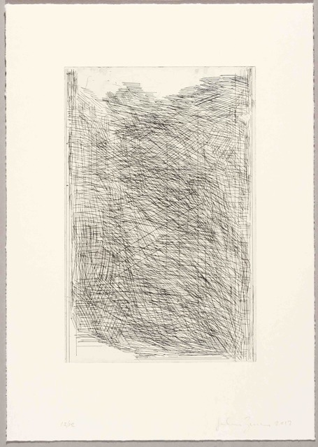 John Zurier, 'October Note 2', 2017, Niels Borch Jensen Gallery and Editions
