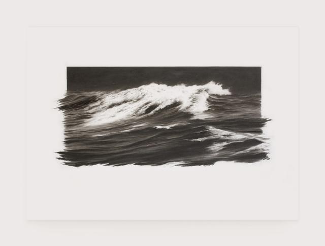 , 'Night Wave Study,' , Anima-Mundi