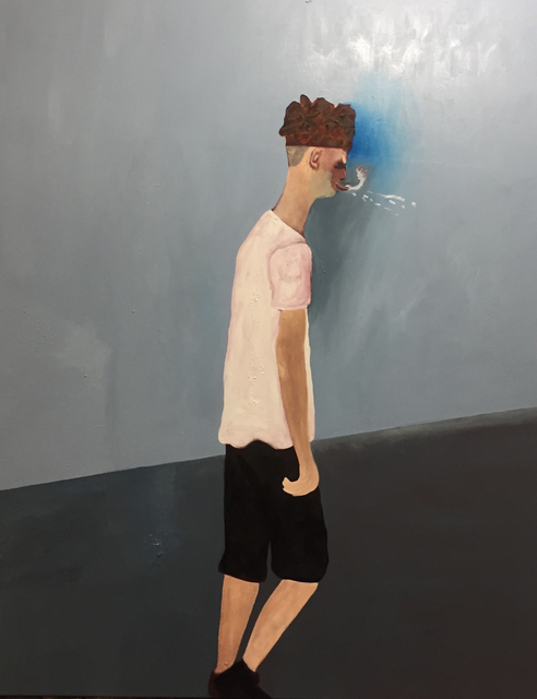 """, '""""summer dayz"""",' 2017, Michael Werner Gallery"""