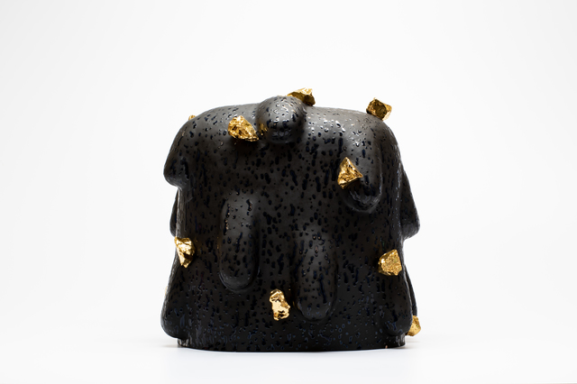 Linda Lopez, 'Nubby with Gold Rocks', 2019, David B. Smith Gallery