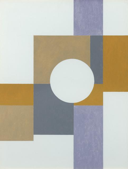 , 'Ikon of silence version 2,' 2002, Waterhouse & Dodd