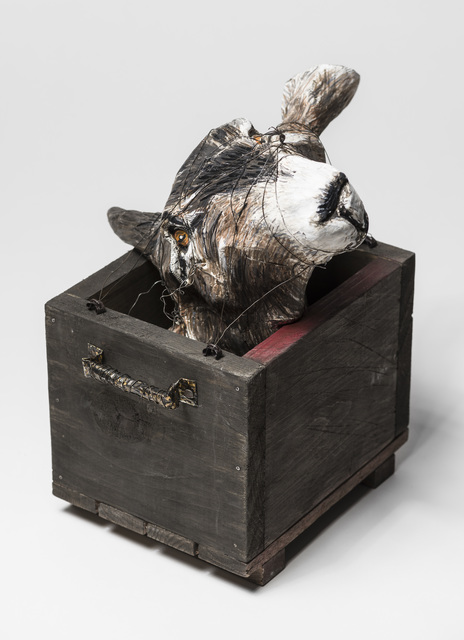 , 'Jersey Devil II,' 2016, Carter Burden Gallery