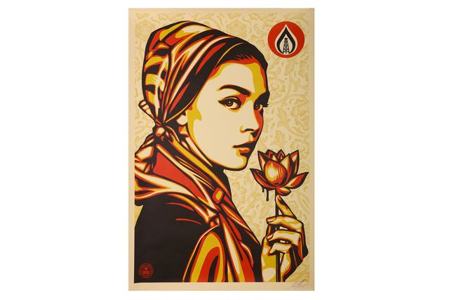 Shepard Fairey, 'Natural Springs', 2016, Chiswick Auctions