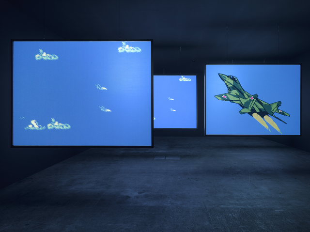 , 'MIG 29 Soviet Fighter Plane and Clouds,' 2005, Lisson Gallery