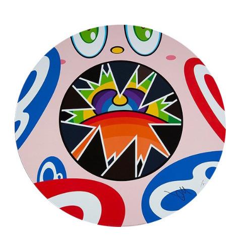Takashi Murakami, 'WE ARE THE SQUARE JOCULAR CLAN 8', 2018, Dope! Gallery