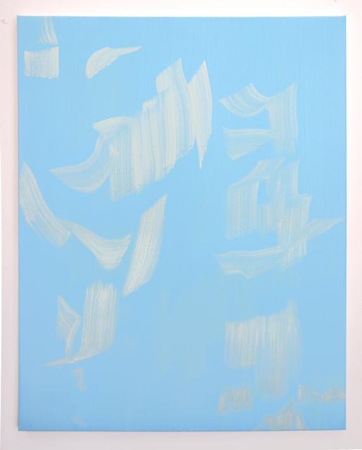 , 'Untitled,' 2016, tegenboschvanvreden