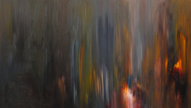 MD Tokon, 'Light on the Lake 2', 2014, Painting, Acrylic on Canvas, Isabella Garrucho Fine Art