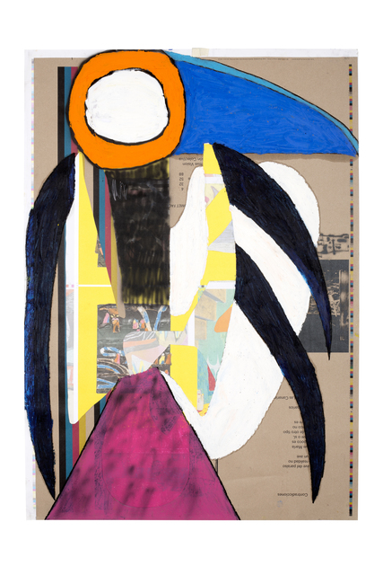 Yann Gerstberger, 'Comet Face Baby #7', 2019, Galería OMR