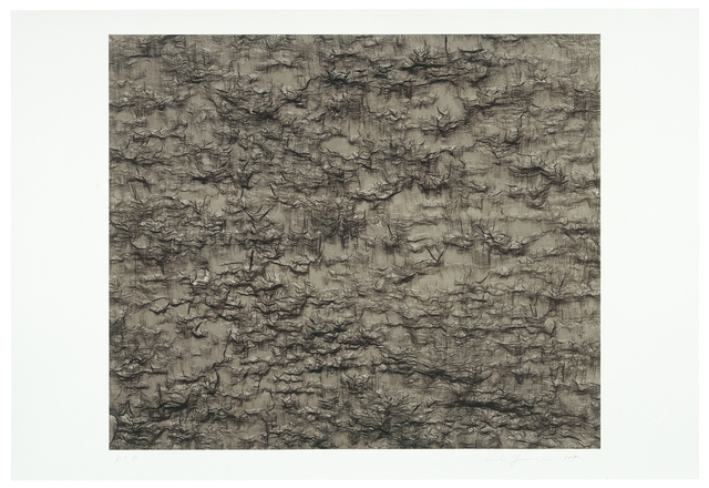 , 'gauge (brown),' 2007, Long-Sharp Gallery