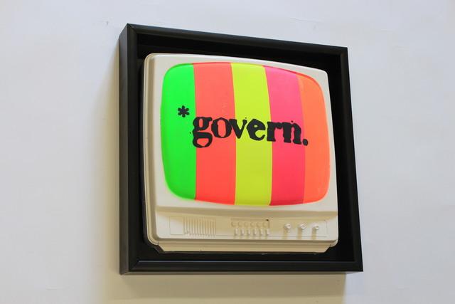 , 'Error TV *Govern,' 2016, Modus Art Gallery