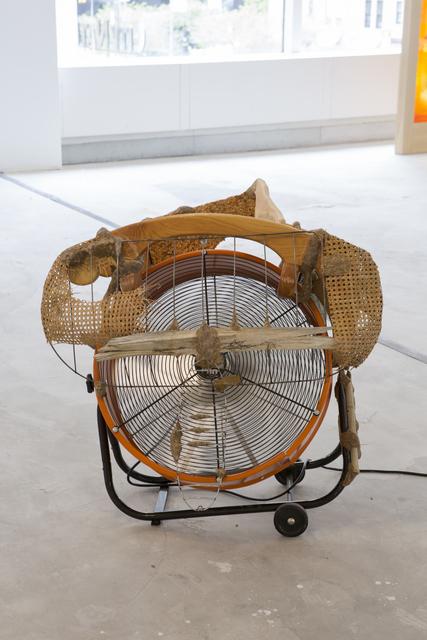 , 'Shop Fan,' 2017, The Aldrich Contemporary Art Museum