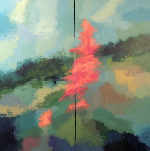 , 'Landscape #712,' , Calvin Charles Gallery