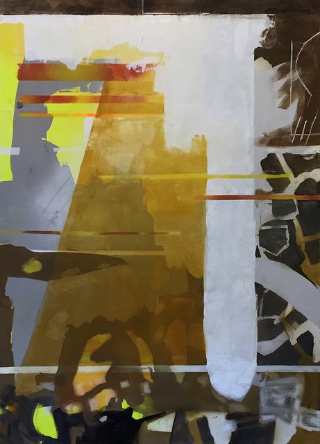 , 'Photonic Curtain,' 2017, John Davis Gallery