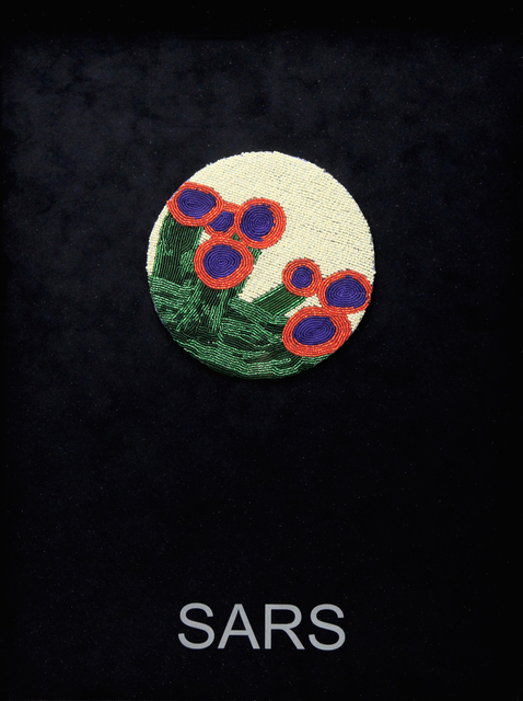 , 'SARS,' 2011, dc3 Art Projects