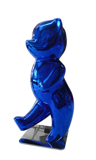 , 'Cévé, Sparkly Blue,' 2018, Oliver Cole Gallery