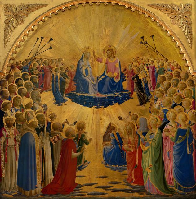 , 'Paradise,' 1431-1435, Isabella Stewart Gardner Museum