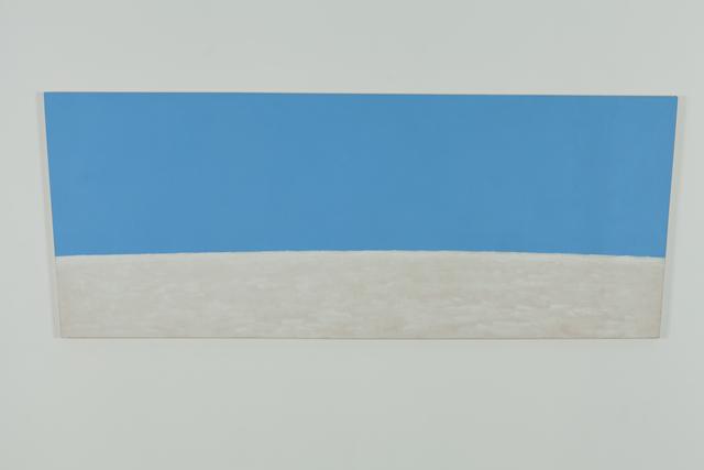 , 'Bent Horizon,' 1981, Kristof De Clercq