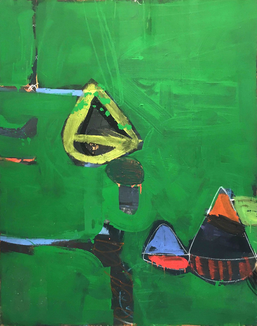 , 'The First Green Rushing,' , Gail Severn Gallery