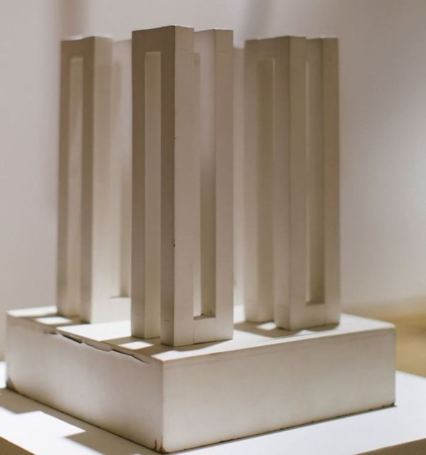, 'Modulos,' 1971, Leon Tovar Gallery