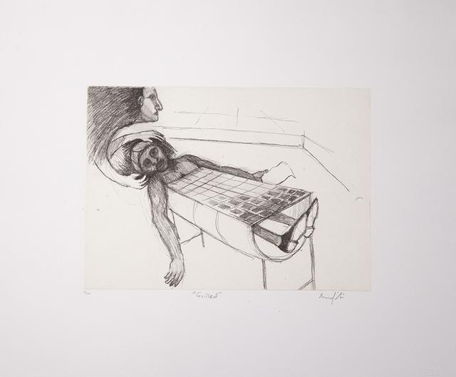 , 'Grilled,' 2014, Artthrob