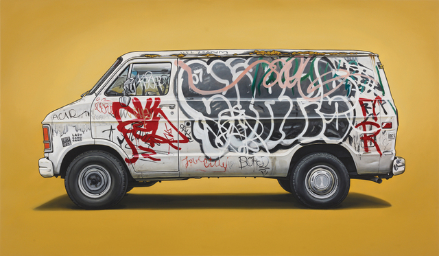 , 'Berry III,' 2012, Jonathan LeVine Projects