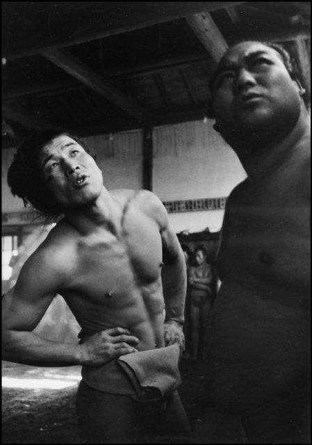 , 'JAPAN/ Tokyo. Sumo,' 1951, IBASHO