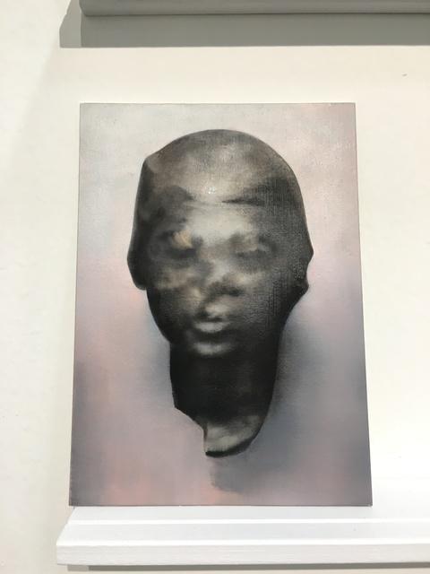 , 'Edwin Sharff, Portrait of Anni Newes, 1921 num 4,' 2016, Josée Bienvenu