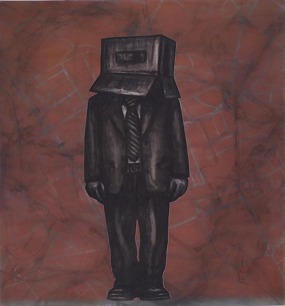 , 'Mask II,' 2013, ARTLabAfrica