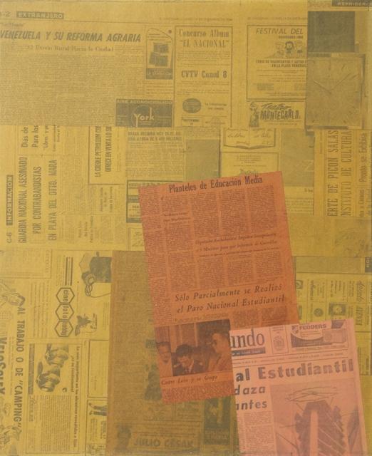 ", '""York"" No. 31,' 1965, RGR+ART"