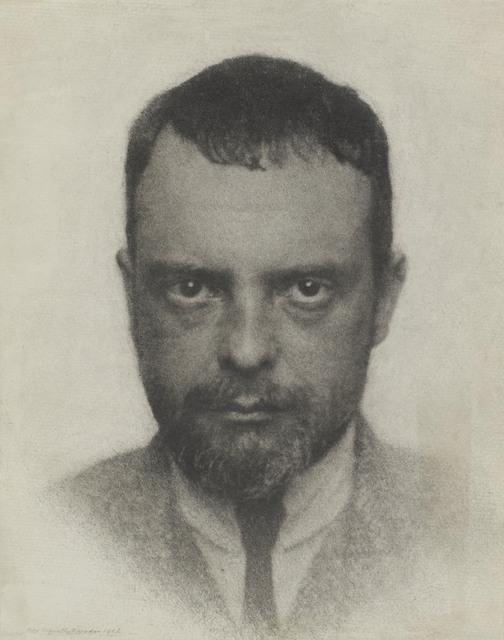 , 'Portrait of Paul Klee,' 1922, Centre Pompidou