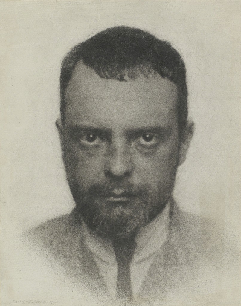 Hugo Erfurth, 'Portrait of Paul Klee,' 1922, Centre Pompidou