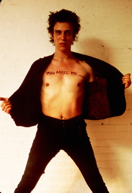 , 'Richard Hell - Blank Generation Album cover,' 1977, TMPG