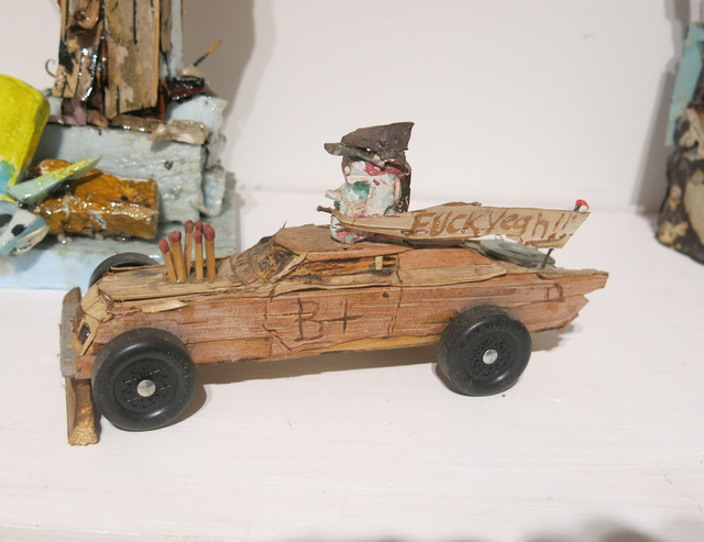 , 'Car,' 2014, Edward Thorp Gallery