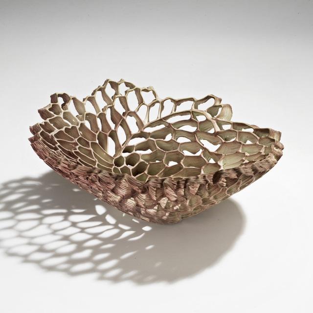 , 'The Pink Bowl ,' 2016, J. Lohmann Gallery