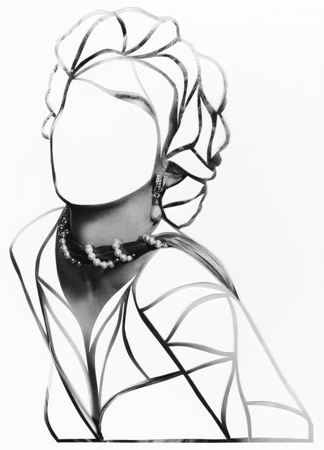 Javier Martin, 'Marilyn Monroe', 2015, Matthew Liu Fine Arts