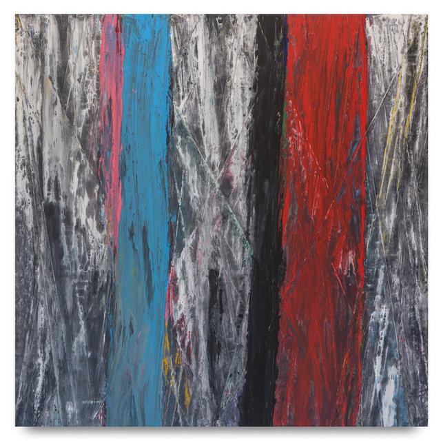 , 'Damage Control,' 2015, InLiquid