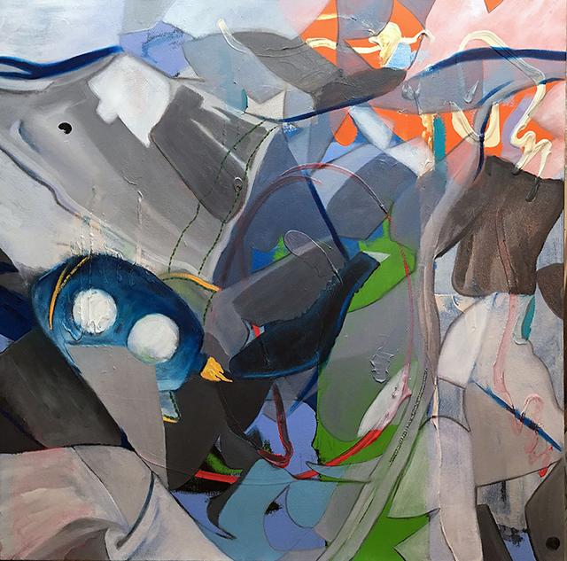 , 'Such a big girl,' 2017, Zhou B Haus der Kunst