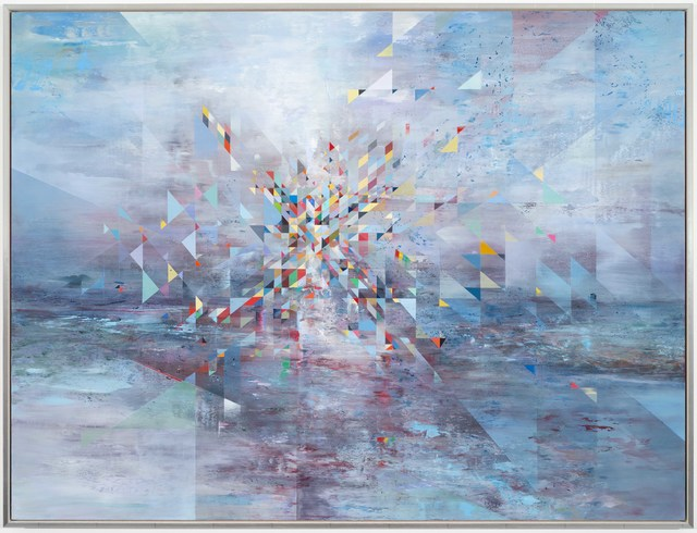 , 'Winter Camp, Cannonball,' 2018, Kiechel Fine Art