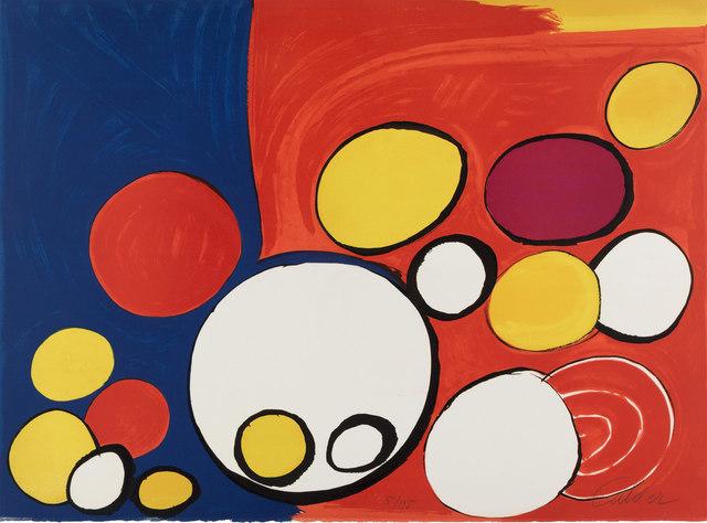 Alexander Calder, 'Circle With Eyes', 1975-76, Doyle