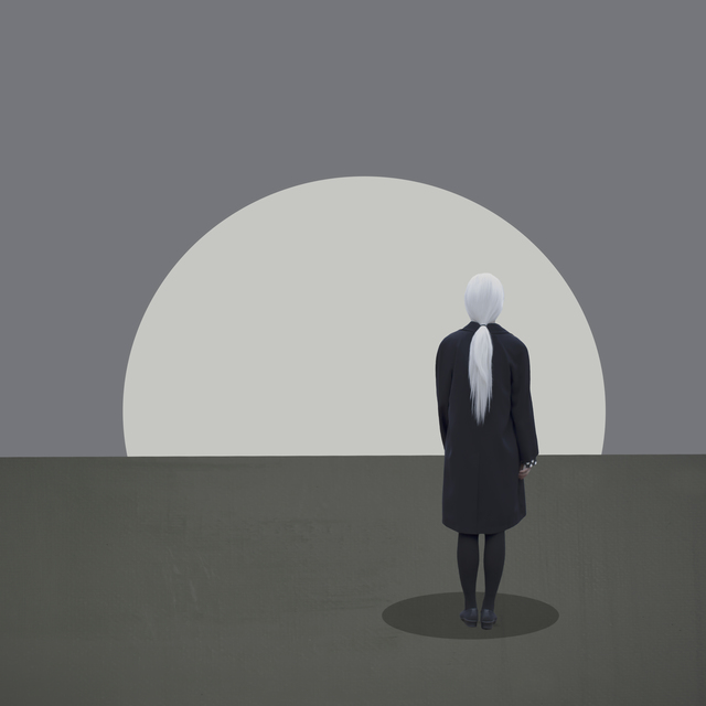 Patty Maher, 'Moonrise', 2019, Abbozzo Gallery
