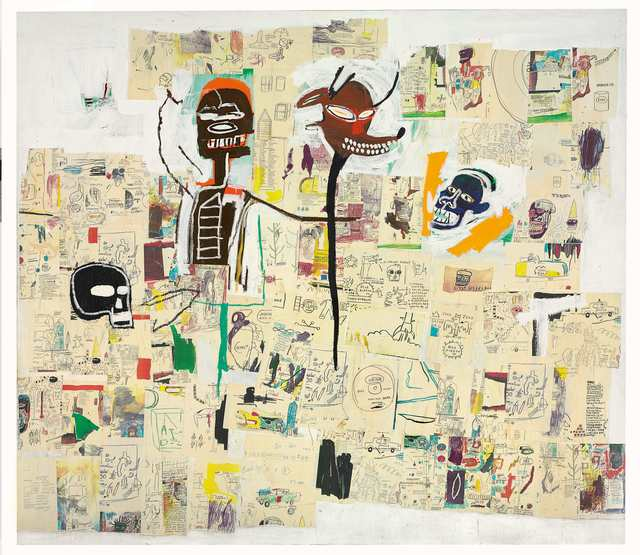 , 'Peter and the Wolf,' 1985, Nahmad Contemporary