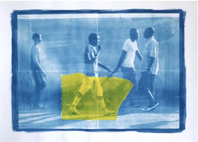 , 'Urban landscape #2,' 2017, Tiwani Contemporary
