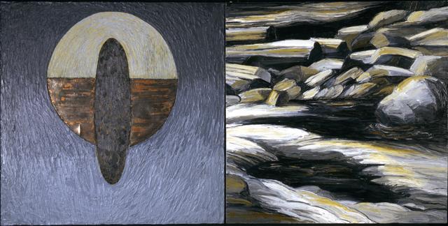 , 'Night,' 1991, Montclair Art Museum