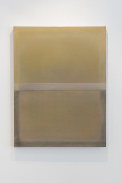, 'Sabaudia,' 2015, LAMB Arts